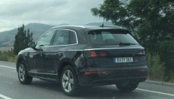 India Bound Next Generation Audi Q5 Spotted Almost Undisguised