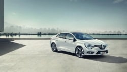 2017 Renault Megane Sedan Officially Revealed; Will Replace Fluence