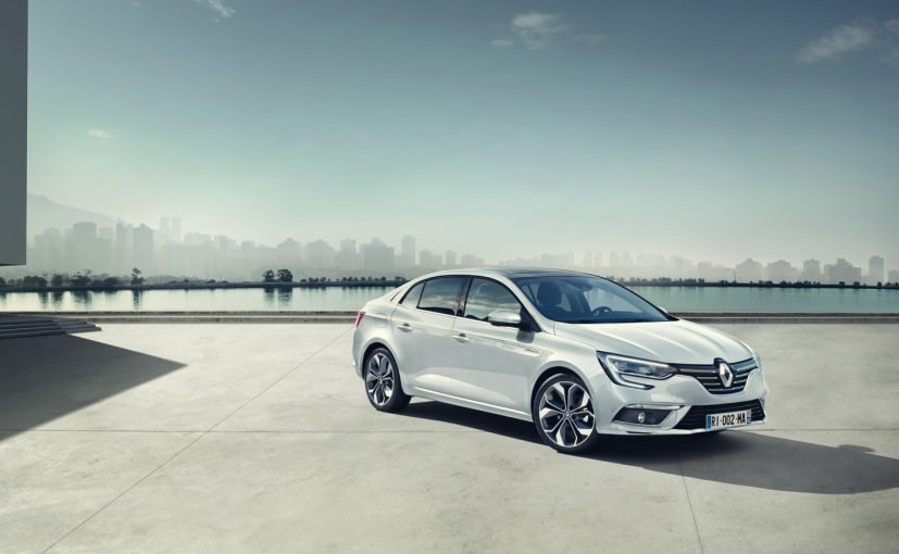 2017 Renault Megane Sedan Officially Revealed; Will Replace Fluence ...