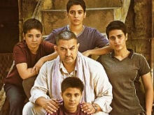 Aamir Khan Tweets New Poster of Dangal and He Has a Question