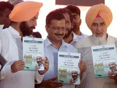 Aam Aadmi Party Announces 2 More Candidates For Punjab Elections
