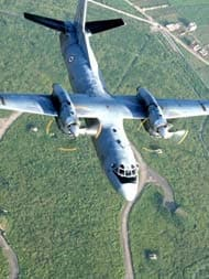A Ping, So Far Unheard, Could Help Find The Air Force AN-32 Plane