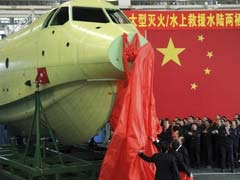 China Builds World's Largest Seaplane
