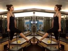 Pilates Exercises: Is This Bollywood's New Favourite Workout?