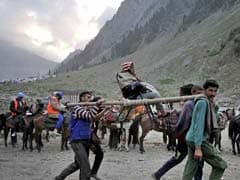 1,000 Pilgrims Leave For Amarnath Yatra From Jammu