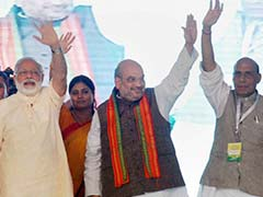 BJP Government Fulfilled Promises On Corruption, Black Money: Amit Shah
