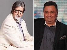 Eid Mubarak: Let's Celebrate, Tweet Amitabh Bachchan, Rishi Kapoor