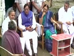 Anandiben Patel Meets Dalits; Sporadic Protests, Partial Shutdown In Gujarat