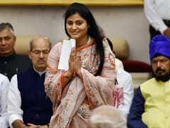 Cabinet Expansion: Anupriya Patel, Thrown Out Of Party By Mother, Is New Minister