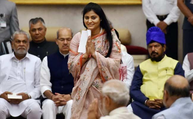 Anupriya Patel: BJP's Kurmi card in election-bound UP