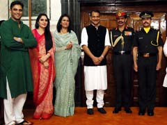 BCCI Chief Anurag Thakur Becomes First Serving BJP Lawmaker To Join Territorial Army
