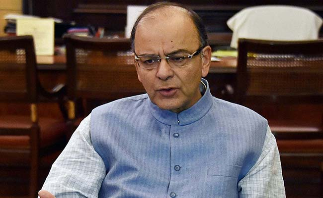 No Standardised Definition for One Rank One Pension Scheme: Arun Jaitley
