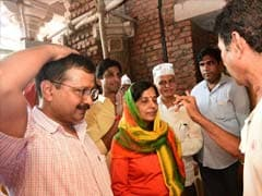 With Visit To Somnath Temple, Arvind Kejriwal Starts Gujarat Poll Campaign