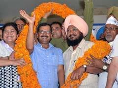 Arvind Kejriwal Accuses Akali Dal, BJP Of Playing 'Communal Politics'