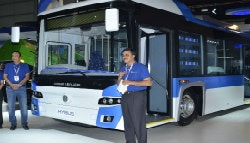 Ashok Leyland to Deliver 3,600 Buses to Various STUs