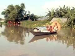 Flash Flood In Nagaland District, 2 killed, 2 Missing