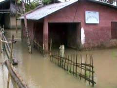 12 Lakh People Affected In Assam Floods, 60% Of Kaziranga Inundated