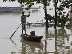 Assam Floods: Army Called In For Rescue In Chirang, 3 Lakh Affected