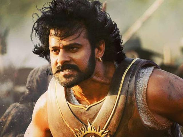 Baahubali to Release in China. 'It's Overwhelming,' Says Prabhas