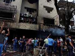 Over 82 Killed In Twin Blasts In Baghdad, ISIS Claims Responsibility