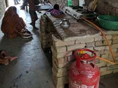 Politics Over Gas Cylinders In Poll-Bound Uttar Pradesh