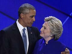 Barack Obama Passes Baton To Hillary Clinton, Urges Nation To Elect Her