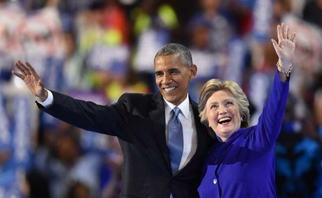 Even Bill And I Not As Qualified As Hillary Clinton To Lead US, Says Obama