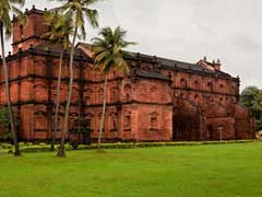 Master Plan On Anvil To Preserve Church Complex In Old Goa