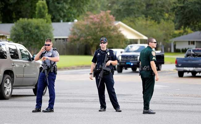 3 Police Officers Dead, Several Injured In Baton Rouge Shooting In Louisiana