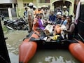 In IT City Bengaluru, Boats On Roads, People Seen Fishing After Heavy Rain