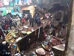 6 Dead After 3-Storey Building Collapses In Bhiwandi Near Mumbai
