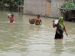Let Up In Bihar Floods, Ganga Below Red Mark After 2 Weeks