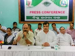 BJD Slams Centre Over Constructions On Mahanadi River By Chhattisgarh