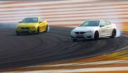 BMW Launches 'BMW M Performance Training' Program In India