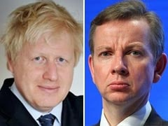Britain's Michael Gove Accused Of Stabbing Boris Johnson In Back, Prompting References To 'House Of Cards'