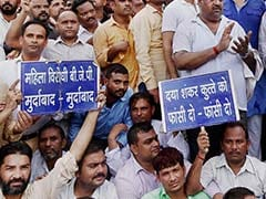 50 Lakhs For His Tongue, Illegitimate Child: Team Mayawati's Trash Talk