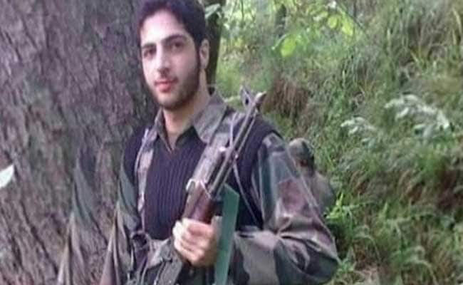BJP Contradicts Mehbooba Mufti, Says Forces Knew Of Burhan Wani's Presence
