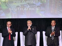 8 Agreements Signed At South Africa-India CEOs Forum
