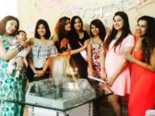 Inside Chahatt Khanna's Bada Achha Baby Shower With Friends