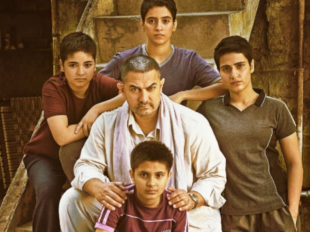 Leaked! Aamir Khan's BADASS look from Dangal's promotional song