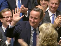 Drawing Laughter And A Few Tears, David Cameron The Entertainer Takes His Final Bow As PM