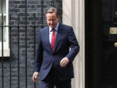 'I Was The Future Once,' Says David Cameron On His Final Day In Parliament