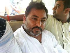 Expelled BJP Leader Dayashankar Singh Released From Mau Jail