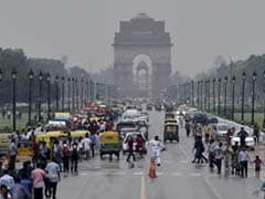 Monsoon Arrives In Delhi