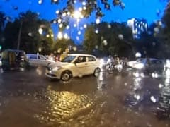 360 Degree View: Rain Cripples Delhi Traffic