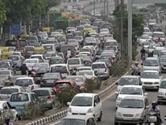 Traffic Restrictions Enforced In Delhi For Dussehra Fest