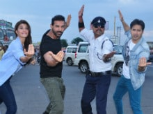Team Dishoom Met Indore's Moonwalking Cop. It Was a Thriller
