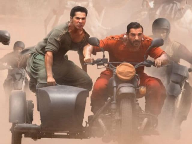 Dishoom, Like 24, Has Been Shot in Real Time