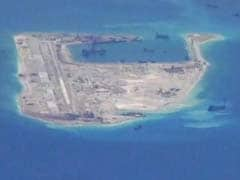China Holds Combat Drill In South China Sea