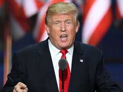 Donald Trump Repeats Vow To Build Wall On US-Mexico Border